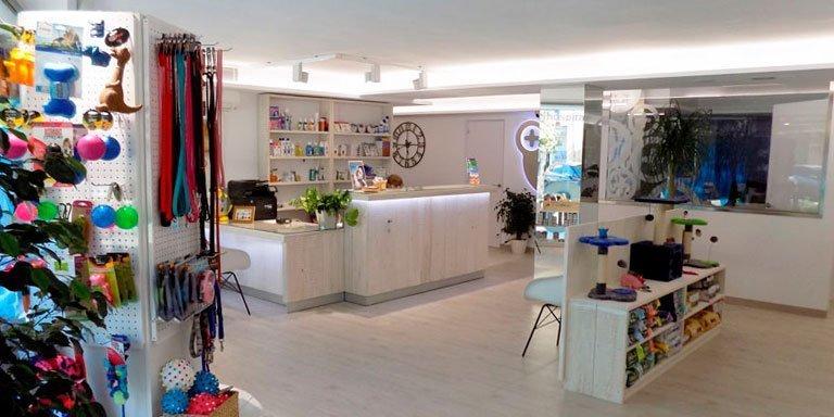 El centro Anoia veterinària Piera luce nueva imagen